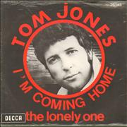 Click here for more info about 'Tom Jones - I'm Coming Home'