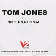 Click here for more info about 'Tom Jones - International - 1-track'