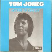 Click here for more info about 'Tom Jones - Letter To Lucille'