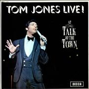 Click here for more info about 'Tom Jones - Live At The Talk Of The Town'