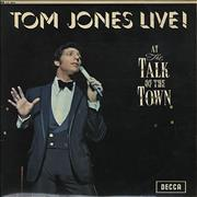 Click here for more info about 'Tom Jones - Live! At The Talk Of The Town'