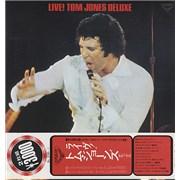 Click here for more info about 'Tom Jones - Live! Tom Jones Deluxe'