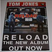 Click here for more info about 'Tom Jones - Reload'