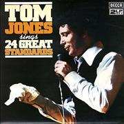 Click here for more info about 'Tom Jones - Sings 24 Great Standards'