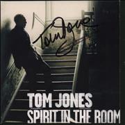 Click here for more info about 'Tom Jones - Spirit In The Room - Autographed'