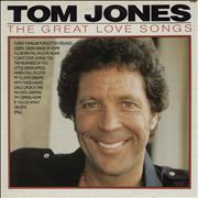 Click here for more info about 'Tom Jones - The Great Love Songs'
