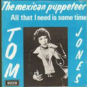 Click here for more info about 'Tom Jones - The Mexican Puppeteer'