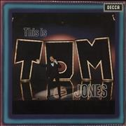 Click here for more info about 'Tom Jones - This Is Tom Jones - 1st Mono'