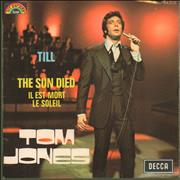 Click here for more info about 'Tom Jones - Till'