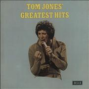 Click here for more info about 'Tom Jones - Tom Jones' Greatest Hits - Export Label'
