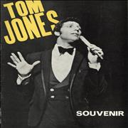 Click here for more info about 'Tom Jones Souvenir + Flyer & Ticket Stubs'