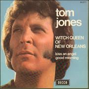 Click here for more info about 'Tom Jones - Witch Queen Of New Orleans'