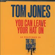 Click here for more info about 'Tom Jones - You Can Leave Your Hat On'