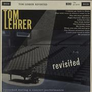 Click here for more info about 'Tom Lehrer - Tom Lehrer Revisited'