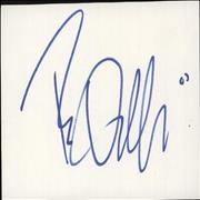 Click here for more info about 'Tom Odell - Autograph'