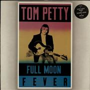 Click here for more info about 'Tom Petty & The Heartbreakers - Full Moon Fever - EX - Hype Sticker'