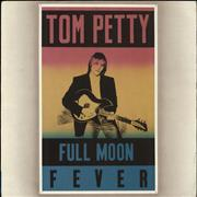 Click here for more info about 'Tom Petty & The Heartbreakers - Full Moon Fever - EX'