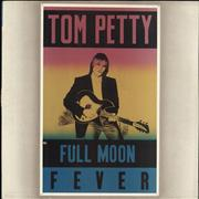 Click here for more info about 'Tom Petty & The Heartbreakers - Full Moon Fever - VG'