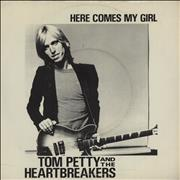 Click here for more info about 'Tom Petty & The Heartbreakers - Here Comes My Girl + Sleeve'
