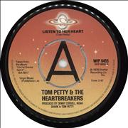 Click here for more info about 'Tom Petty & The Heartbreakers - Listen To Her Heart'