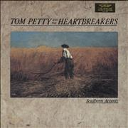 Click here for more info about 'Tom Petty & The Heartbreakers - Southern Accents - stickered p/s'