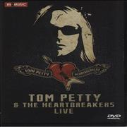 Click here for more info about 'Tom Petty & The Heartbreakers Live'
