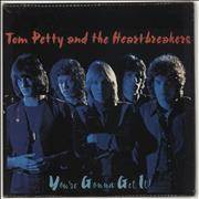 Click here for more info about 'Tom Petty & The Heartbreakers - You're Gonna Get It - Factory sample'