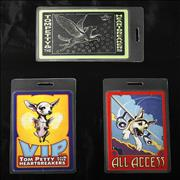 Click here for more info about 'Tom Petty & The Heartbreakers - 1995 Tour Pass Lamintes'