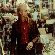 Click here for more info about 'Tom Petty - Hard Promises - Gold promo stamped'