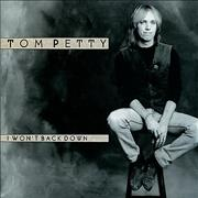 Click here for more info about 'Tom Petty & The Heartbreakers - I Won't Back Down'