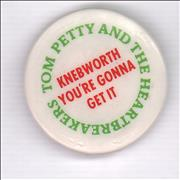 Click here for more info about 'Tom Petty - Knebworth You're Gonna Get It'