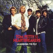Click here for more info about 'Tom Petty & The Heartbreakers - Learning To Fly'