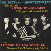Click here for more info about 'Tom Petty & The Heartbreakers - (She's Gonna) Listen To Her Heart (It's Gonna Tell Her What To Do)'