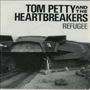 Click here for more info about 'Tom Petty & The Heartbreakers - Refugee + Press Sheet'