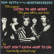 Click here for more info about 'Tom Petty & The Heartbreakers - (She's Gonna) Listen to Her Heart'
