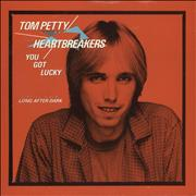 Click here for more info about 'Tom Petty & The Heartbreakers - You Got Lucky'