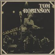 Click here for more info about 'Tom Robinson - Cabaret '79 - Autographed'