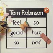 Click here for more info about 'Tom Robinson - Feel So Good Hurt So Bad'