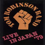 Click here for more info about 'Live In Japan '79 + Flyer & Ticket Stub'