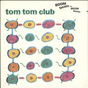 Click here for more info about 'Tom Tom Club - Boom Boom Chi Boom Boom'