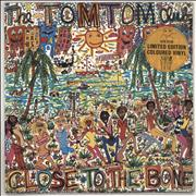 Click here for more info about 'Tom Tom Club - Close To The Bone - Blue Vinyl'