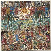 Click here for more info about 'Tom Tom Club - Close To The Bone - Promo Stickered'