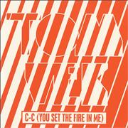 Click here for more info about 'Tom Vek - C-C (You Set The Fire In Me)'