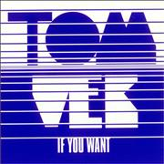 Click here for more info about 'Tom Vek - If You Want'