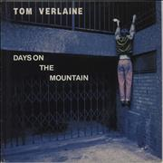 Click here for more info about 'Tom Verlaine - Days On The Mountain'