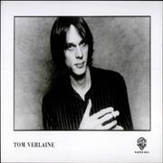 Click here for more info about 'Tom Verlaine - Words From The Front'