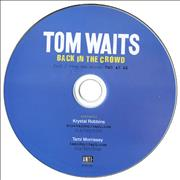 Click here for more info about 'Tom Waits - Back In The Crowd'