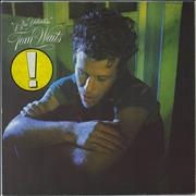 Click here for more info about 'Tom Waits - Blue Valentine - Promo stickered'