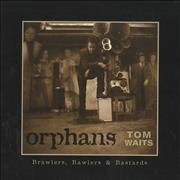 Click here for more info about 'Tom Waits - Orphans'