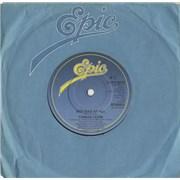 "Tomas Ledin Not Bad At All UK 7"" vinyl"